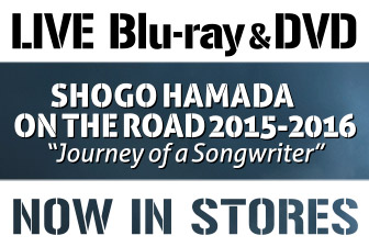 LIVE Blu-ray and DVD 4月25日発売決定!